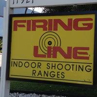Photo taken at Firing Line by CarolSue H. on 5/5/2012