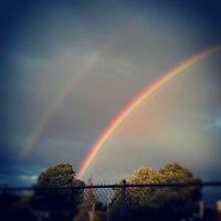 Photo taken at bus path by winston y. on 6/26/2012