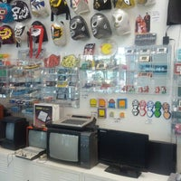 Снимок сделан в Subotron Shop пользователем Lev B. 5/2/2012