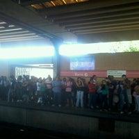 Photo taken at Terminal Integrado Barro by hugo a. on 8/22/2012