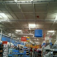 Photo taken at Walmart Supercenter by Stacey B. on 4/8/2012
