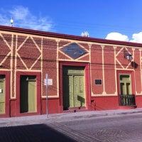 Photo taken at Casa Museo José Alfredo Jiménez by Marco G. on 3/25/2012