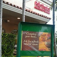 Photo taken at Pollo Tropical by Olivia F. on 5/31/2012