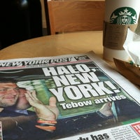 Photo taken at Starbucks by Salvatore A. on 3/23/2012