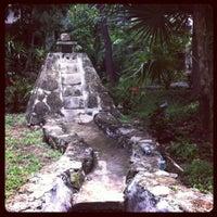 Foto tomada en Museo de la Cultura Maya por Manuel M. el 6/2/2012