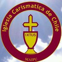 Photo taken at Iglesia Carismática De Chile En Maipu by Natalie Paz T. on 8/26/2012