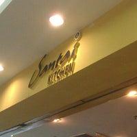 Photo taken at Santai Kitchen by Mj J. on 4/15/2012