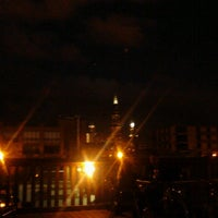 Photo taken at Bottom Lounge Rooftop Patio by Brianvimx G. on 8/17/2012