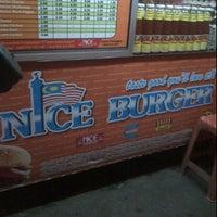 Photo taken at Nice Burger At 7-11 by Pijoy on 6/28/2012