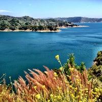 Photo taken at Lake Casitas by Isabella K. on 5/13/2012