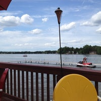 Photo taken at Bostwick Lake Inn by Claudine T. on 6/23/2012