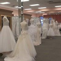 Photo taken at David's Bridal by Valori F. on 6/27/2012