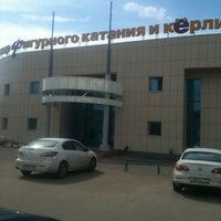 Photo taken at Центр Фигурного Катания И Керлинга by Romik B. on 5/12/2012