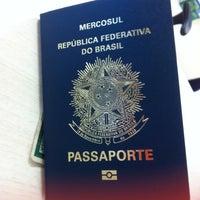 Photo taken at Departamento de Polícia Federal - Superintendência no Estado do Amazonas by Thalita N. on 5/18/2012
