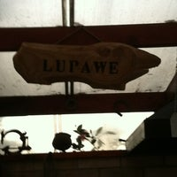 Photo taken at Lupawe by Diego G. on 3/28/2012