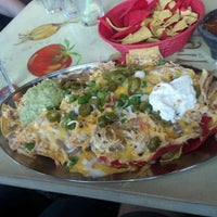 Photo taken at Jalepenos Family Mexican Restaurant & Lounge by Sean D. on 5/27/2012