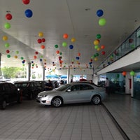 Photo taken at Jaysa Concessionária Ford by Assessor P. on 6/22/2012