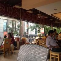 Photo taken at Costa Coffee by Varun B. on 7/25/2012