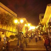 Photo taken at Las Peñas by Edison E. on 6/30/2012