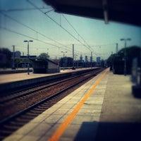 Photo taken at Warsaw East Railway Station by Łukasz Z. on 7/6/2012