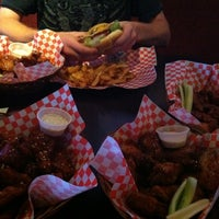 Photo taken at All Star Wings & Ribs by Adam H. on 5/28/2012