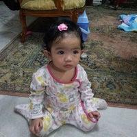 Photo taken at Little Arissa's Home by Al Alim K. on 4/28/2012