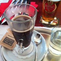 Photo taken at Restaurace Chodovská tvrz by Radek Z. on 2/19/2012