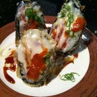 Photo taken at Kiku Japanese Steak & Sushi by Chris on 5/15/2012