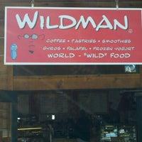 Photo taken at Wildman Cafe by Santiago P. on 9/5/2012