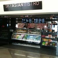Photo taken at Sky Asian Bistro by Mayliza on 8/27/2012