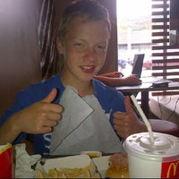 Photo taken at McDonald's by Benjamin B. on 5/19/2012