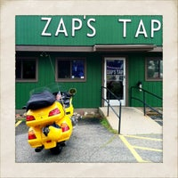Photo taken at Zap's Tap by Jane H. on 8/2/2012
