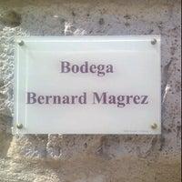 Photo taken at Bodega Domaine Magrez Espagne by Belen S. on 3/26/2012