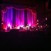 Photo taken at Massey Hall by Christopher H. on 4/20/2012