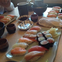 Photo taken at Ino Sushi by Paul A. on 6/10/2012