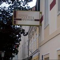 Photo taken at Pizzeria Spessore by St3fan on 5/16/2012