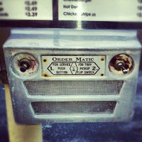 Photo taken at A & W All American Food Drive-In by Becky S. on 7/27/2012