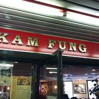 Photo taken at La Maison Kim Fung 金豐酒家 by Jonathan H. on 2/19/2012