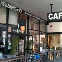 Photo taken at Kreuzberg Coffee Company by Z  E H Y. on 2/18/2012