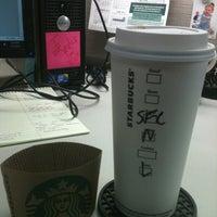 Photo taken at Starbucks by Marietta W. on 7/13/2012