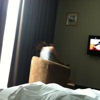Photo taken at Manja Hotel by Lysa L. on 3/24/2012