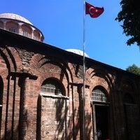 Photo taken at Kariye Pembe Köşk by Salih Z. on 6/17/2012