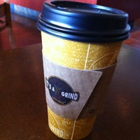 Photo taken at It's A Grind Coffee House by Jessie M. on 6/25/2012