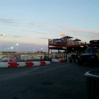 Photo taken at Dallas Karting Complex by R. Y. on 4/17/2012