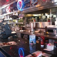 Photo taken at Silver Diner by Paul R. on 7/30/2012