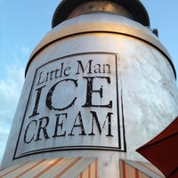Photo taken at Little Man Ice Cream by Teri S. on 6/11/2012