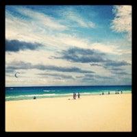 Photo taken at Playa Xaman-Ha by Rubenz on 6/24/2012