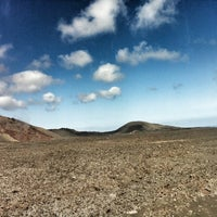 Photo taken at Parque Nacional de Timanfaya by Declan M. on 8/8/2012