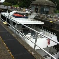 Photo taken at Hiram M. Chittenden Locks by Neal R. on 8/7/2012