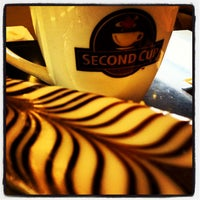 Photo taken at Second Cup by David M. on 5/1/2012